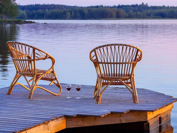 dock chairs