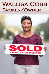 WALLISA COBB, BROKER