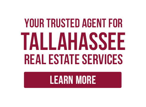 Your trusted Tallahassee Real Estate agent.